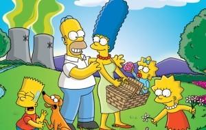 """""""Los Simpson"""" aterrizan en el mundo Lego"""