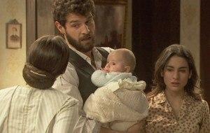 �El secreto de Puente Viejo�, cap�tulo 1054: Bosco deja claro a Amalia que no va a ir a Madrid