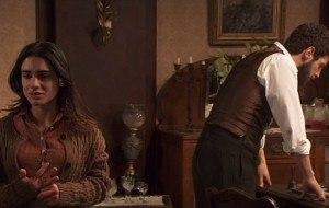 �El secreto de Puente Viejo�, cap�tulo 1056: In�s confiesa a Bosco que perdi� un hijo suyo