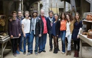 ��guila Roja�: Nuevos personajes, m�s emoci�n, acci�n, drama y amor, en la s�ptima temporada