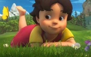 """""""Heidi"""" vuelve a la televisión en 3D y acompañada de nuevos personajes"""