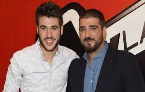 Antonio Orozco y Antonio Jos� siguen celebrando su triunfo en �La Voz�
