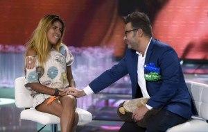 """""""Supervivientes 2015"""": Chabelita, expulsada y abandonada por su novio y su familia"""