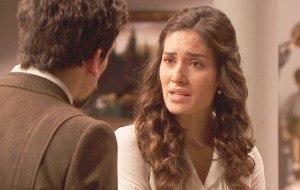 �El secreto de Puente Viejo�, cap�tulo 1316: Camila enfurece con El�as mientras Hernando contrae sarampi�n