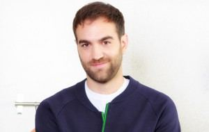Jon Plazaola, I�aki en �All� abajo�: �Amo la comedia pero me encantar�a hacer un malo�