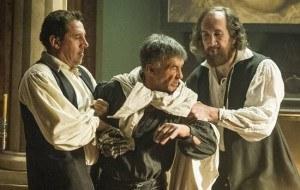 ��guila Roja�, cap�tulo 106 con el Comisario en un manicomio y el plan oculto del t�o Emilio