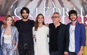 As� ser� �La Catedral del Mar� con Aitor Luna, Michelle Jenner y Silvia Abascal