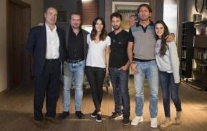 �Vuelven �Los Serrano�? La nueva serie de Antonio Resines