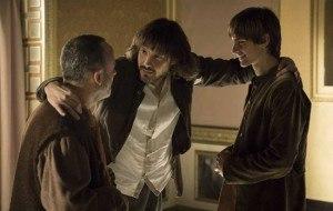 ��guila Roja�, cap�tulo 112: �Se producir� al fin el encuentro entre Gonzalo y su padre?