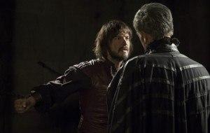 ��guila Roja�, cap�tulo 115: Gonzalo espera su ejecuci�n mientras el Comisario va a asaltar el trono