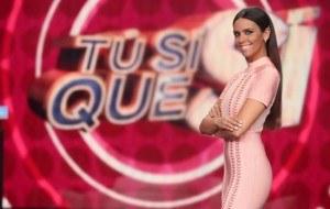 Cristina Pedroche se atreve con �T� s� que s�, el nuevo �talent� de Atresmedia