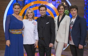 """MasterChef 5"" recibe a Cayetana Guillén Cuervo del ""Celebrity"" y a Virginia y Ángel de ""MasterChef 4"""