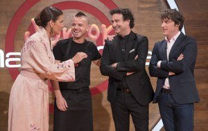 """MasterChef Junior 5"" recibe a Dabiz Muñoz en la gran final"