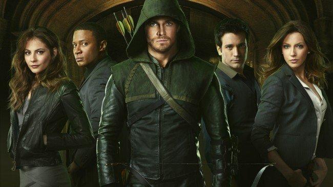 """Estreno """"Arrow"""" el 18 de julio en Antena 3"""