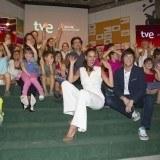 "Presentaci�n de ""MasterChef Junior"" en el Festival de Televisi�n de Vitoria"