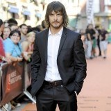 "David Janer en la presentaci�n de ""�guila Roja"" en el FesTVal de Vitoria"