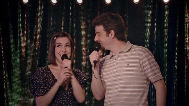 """Roko interpreta a Luc�a, la nueva camarera de """"La Bamba"""" en Vive cantando"""