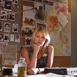 Carrie Mathison, interpretada por Claires Danes, es una agente de la CIA algo inestable y obsesiva en Homeland