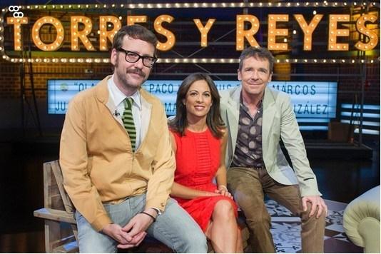 """""""Torres y Reyes"""" se convertir� en el nuevo talk-show de TVE"""