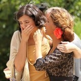 """María y Emilia presencian la muerte de Tristán en """"El secreto de Puente Viejo"""""""