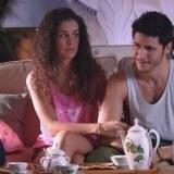 """Mar�a Jos� habla con Ricky de su embarazo en """"Vive cantando"""""""