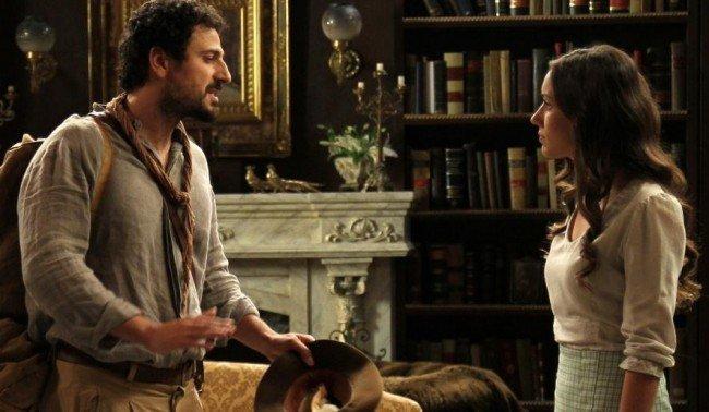 """La relaci�n entre Aurora y Conrado se intensifica en """"El secreto de Puente Viejo"""""""