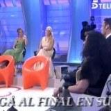 Yanira, Bel�n y Odalis en la gran final de Santana en Mujeres y Hombres y Viceversa