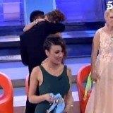 Santana y Yanira se abrazan mientras Bel�n y Odalis asimilan la elecci�n del tronista