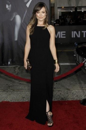 Olivia Wilde fue una de las actrices que anunciaron las nominaciones de los Globos de Oro 2014