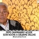 Pepe Campanario acude por primera vez a la televisi�n en S�lvame Deluxe de Telecinco