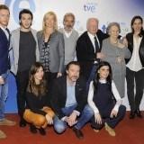 """El equipo de """"Cu�ntame como pas�"""" presenta la decimoquinta temporada de la serie"""