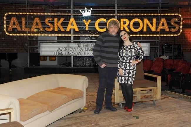 """Esta noche a las 22:00 horas, La 2 estrena su nuevo programa titulado """"Alaska y Coronas"""""""