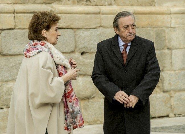 """Don Jos� Luis se enamora de Dolores durante su viaje a Arag�n, en """"Bienvenidos al Lolita"""""""