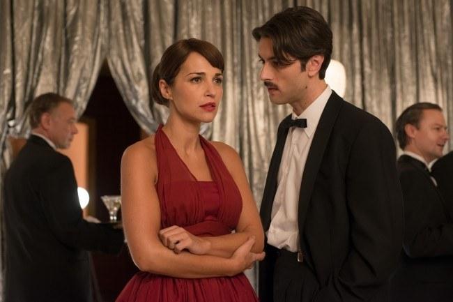 """Ana tendr� que recuperar a Alberto tras dejarle plantado en el altar, en """"Velvet"""""""