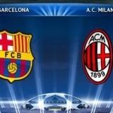 Hoy, 12 de marzo, se celebra el Barcelona-Milan de la Champions League