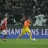 Barcelona-Milan partido de alta tensi�n desde el Camp Nou
