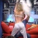 Miriam e Igor se dedican un striptease en Gran Hermano 14