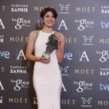 Bárbara Lennie consigue el Goya a la mejor interpretación femenina protagonista