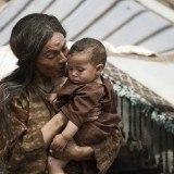 Sara y su hijo Isaac, la familia de Abraham en La Biblia