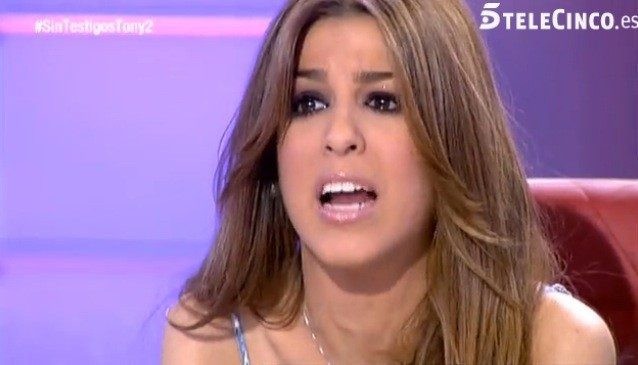 Oriana llora desconsolada en Mujeres y Hombres y Viceversa