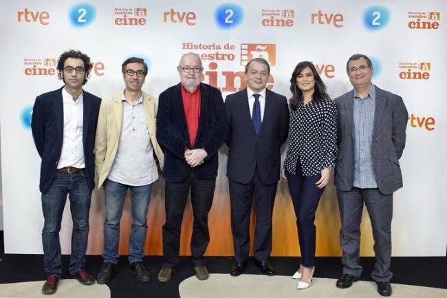 """TVE revisará en """"Historia de nuestro cine"""" el mejor cine español en un espacio presentado por Elena S. Sánchez"""