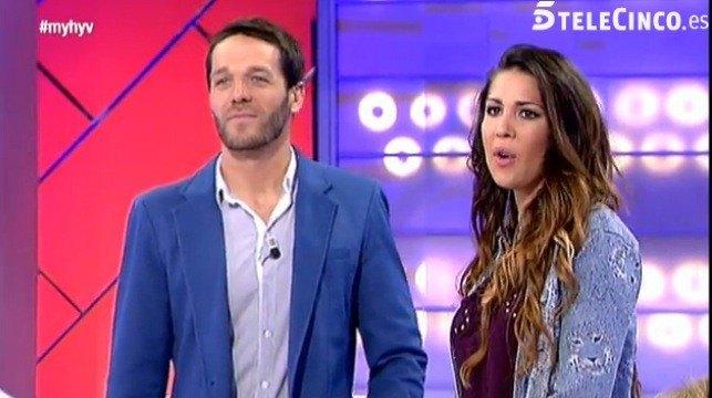 Chabeli Navarro De Perdidos En La Tribu A Mujeres Y Hombres Y Viceversa Telecinco Talk Show Vemostv