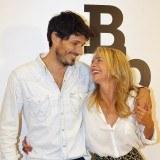 """Andrés Velencoso y Belén Rueda, cómplices en la presentación de la segunda temporada de """"B&b, de boca en boca"""""""