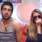 Igor y Miriam hundidos despu�s de hablar con sus familiares en Gran Hermano 14