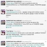 El enfrentamiento entre Cristian y Tony en Twitter