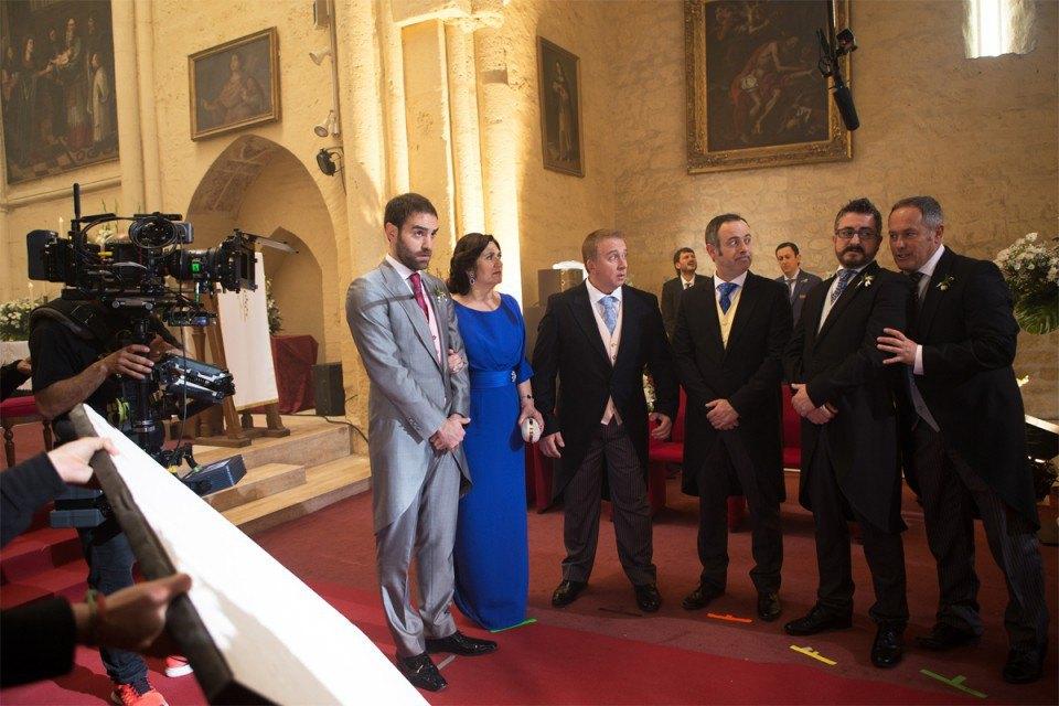 "allí abajo"": así será la gran boda de iñaki y carmen en córdoba"
