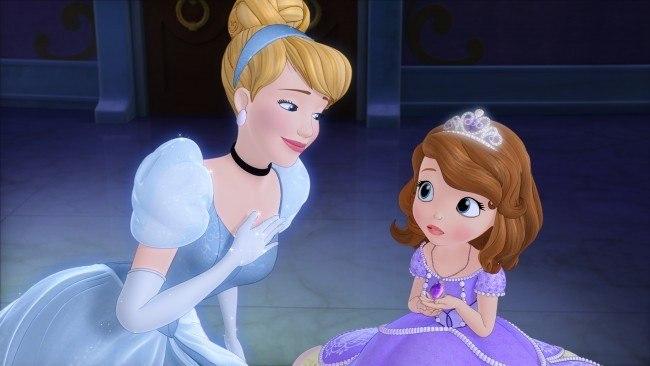 La Princesa Sof�a: �rase una vez una princesa, estreno en Disney Channel