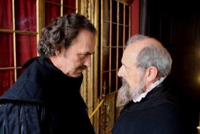 """José Coronado es Lope de Vega y Emilio Gutiérrez Caba encarna a Cervantes en """"Cervantes contra Lope"""""""