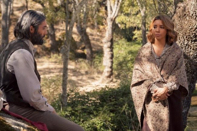 """Emilia pide a Severiano que se marche, en """"El secreto de Puente Viejo"""""""