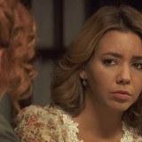 """Fe está muy orgullosa de que Emilia no sucumba al chantaje de Severiano, en """"El secreto de Puente Viejo"""""""